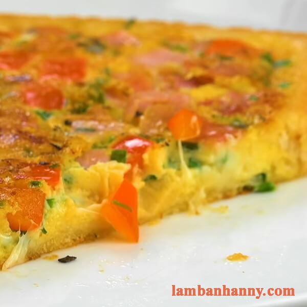 Bật mí 2 cách làm bánh pizza sandwich thơm ngon bỗ dưỡng cho mỗi buổi sáng 8