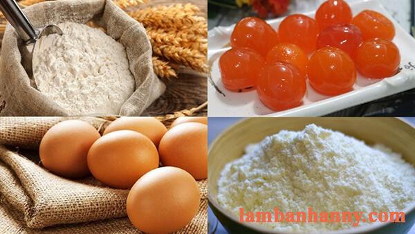 Bật mí 2 cách làm bánh quy trứng muối giòn tan thơm ngon béo ngậy dễ làm 3