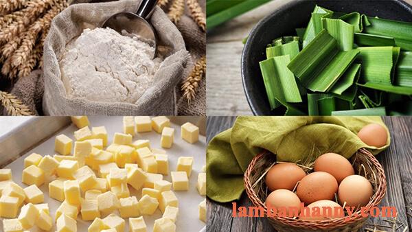 Bật mí cách làm bánh bông lan lá dứa nhiều lớp thơm ngon hấp dẫn không cần lò nướng 2