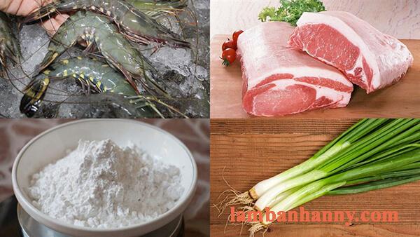 Bật mí cách làm bánh bột lọc nhân tôm thịt bằng bột năng đơn giản thơm ngon tại nhà 2