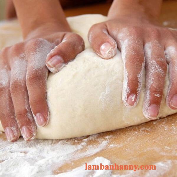Bật mí cách làm bánh bao nhân đậu đỏ chay mềm mịn thơm ngon đơn giản tại nhà 4
