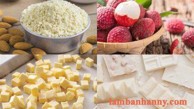 Bật mí cách làm bánh macaron vị vải thơm ngon lạ miệng 2