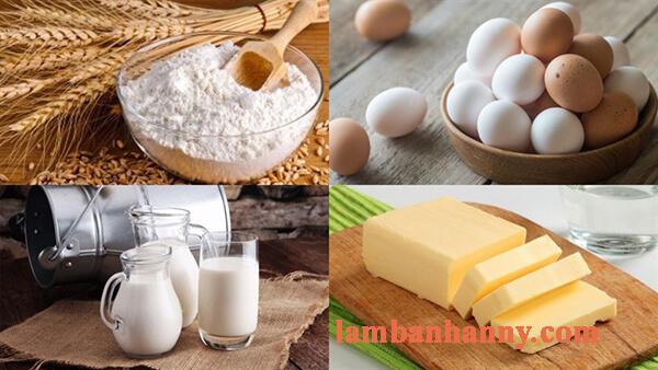 Cách làm bánh mì cadé thơm ngon đơn giản không cần lò nướng 1