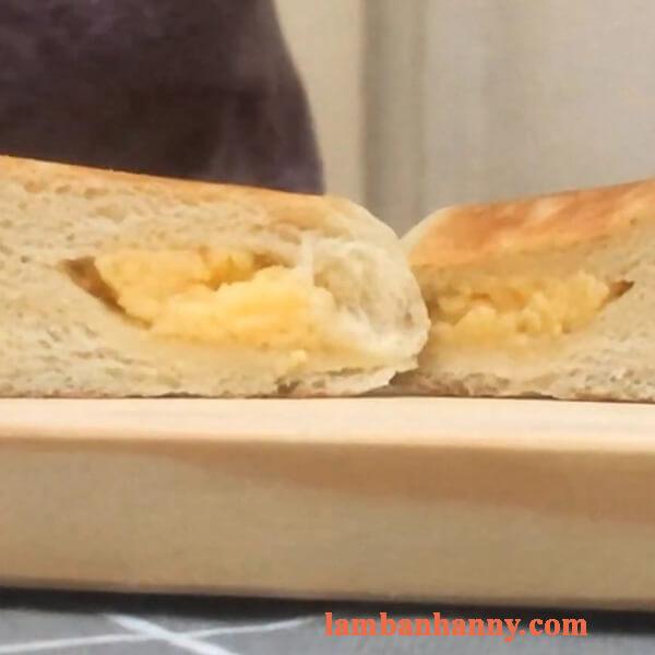 Cách làm bánh mì cadé thơm ngon đơn giản không cần lò nướng 2