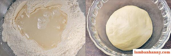 Cách làm bánh mì cuộn phô mai thịt nguội thơm ngon đơn giản cho mỗi buổi sáng 2