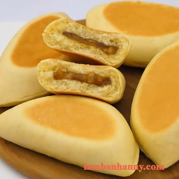 Cách làm bánh mì nhân mật ong bằng chảo thơm ngon đơn giản nhanh chóng 3