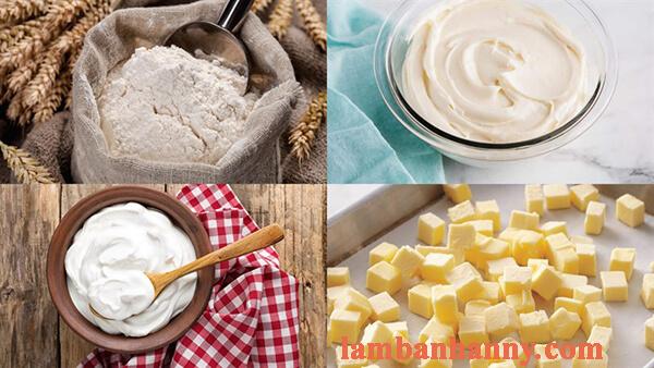 Cách làm bánh tart phô mai nướng tan chảy hấp dẫn ngay tại nhà 2