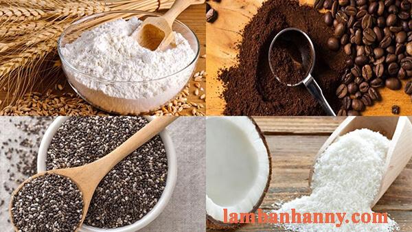 Hướng dẫn 2 cách làm bánh qui hạt chia dừa cà phê và trứng muối thơm béo dễ làmc2