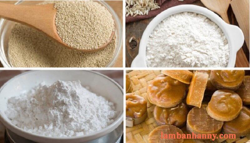 Hướng dẫn cách làm bánh bò đường thốt nốt thơm ngon chuẩn vị 2