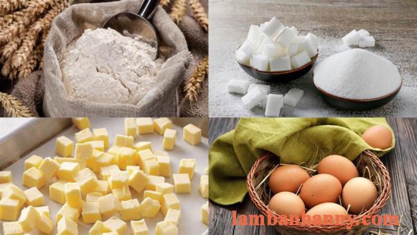 Hướng dẫn cách làm bánh bông lan bơ ngàn lớp thơm ngon khó cưỡng 2