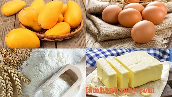 Hướng dẫn cách làm bánh bao nhân custard xoài thơm ngon mềm mịn 2
