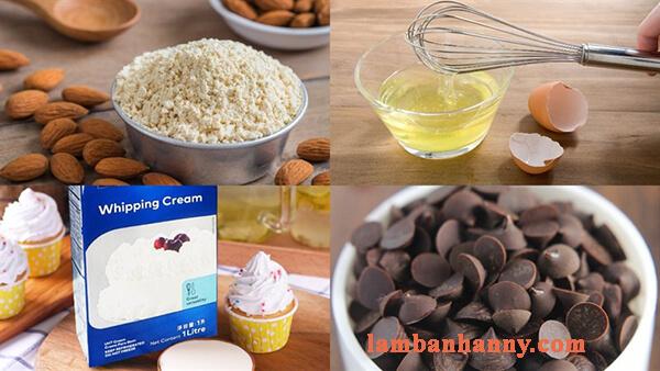 Hướng dẫn cách làm bánh macaron mini xinh xắn đáng yêu 2