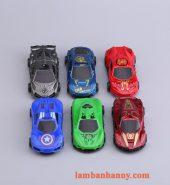 Set 6 xe Ô Tô trang trí bánh kem