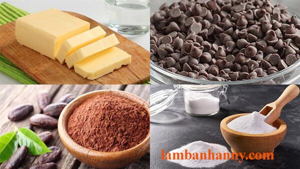 2 cách làm bánh quy socola không cần bột mì thơm ngon và lạ miệng 5