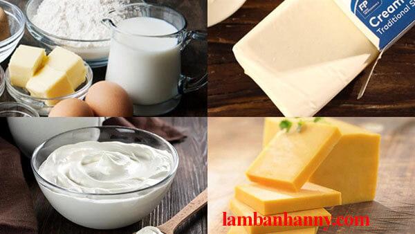 Bật mí cách làm bánh bông lan phô mai thơm ngon béo ngậy ăn là mê ngay 2
