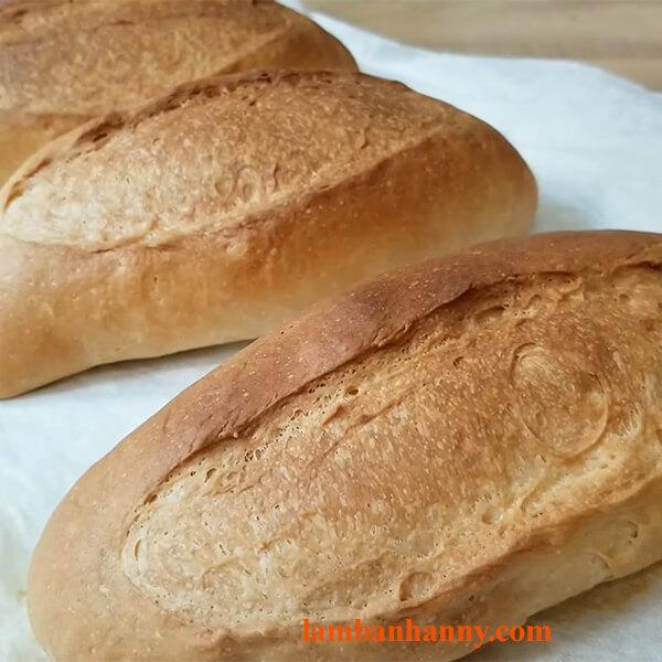 Bật mí cách làm bánh mì vỏ giòn đặc ruột vô cùng thơm ngon tại nhà 3