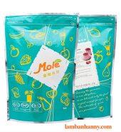 Bột Pudding vị dâu tây hiệu Mole