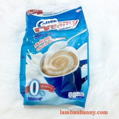 Bột sữa béo coffee dreamy Thái Lan 2
