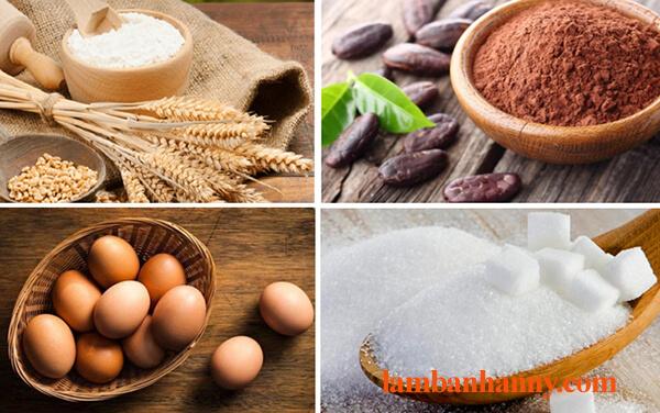 Cách làm bánh bông lan cuộn socola thơm ngon đơn giản tại nhà 2