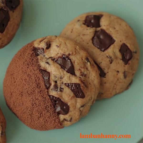 Cách làm bánh quy tiramisu thơm ngon ngọt ngào rất lạ miệng 3