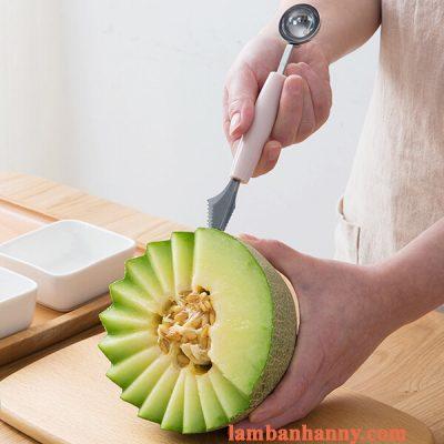 Dụng cụ cắt tỉa hoa quả 2 đầu 3