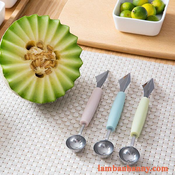 Dụng cụ cắt tỉa hoa quả 2 đầu 4