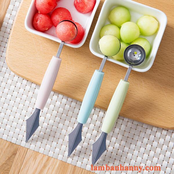 Dụng cụ cắt tỉa hoa quả 2 đầu 6