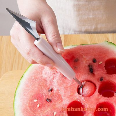Dụng cụ cắt tỉa hoa quản 2 đầu 2