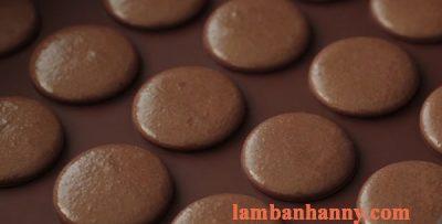 Hướng dẫn cách làm bánh Macaron kiểu Pháp thơm ngon chuẩn vị 5