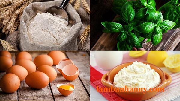 Hướng dẫn cách làm bánh Ravioli nhân phô mai trứng chảy thơm ngon đơn giản 2