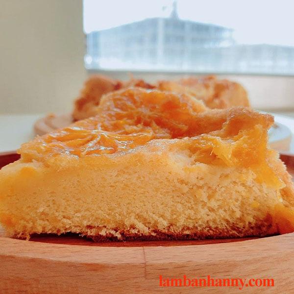 Hướng dẫn cách làm bánh bông lan cam tươi, mềm xốp thơm ngon khó cưỡng 4