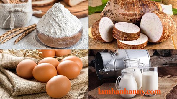 Hướng dẫn cách làm bánh rán nhân khoai môn thơm ngon béo ngậy cực đơn giản 2