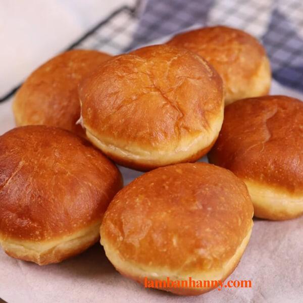 Hướng dẫn cách làm bánh rán nhân khoai môn thơm ngon béo ngậy cực đơn giản 3