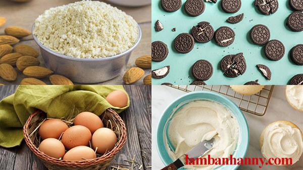 Hướng dẫn làm bánh Macaron oreo xinh xắn đáng yêu và vô cùng ngọt ngào 2