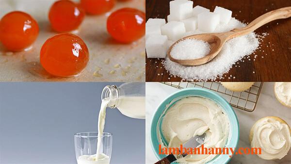 Hướng dẫn làm kem cây trứng muối ngọt ngọt mặn mặn ăn là ghiền 2