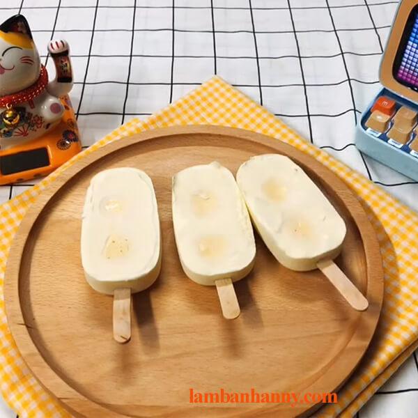 Hướng dẫn làm kem cây trứng muối ngọt ngọt mặn mặn ăn là ghiền 4