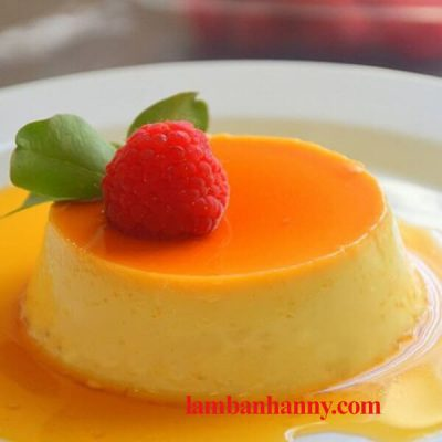 Pudding trứng 1