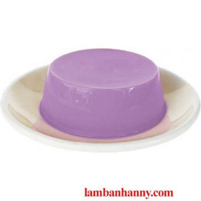 pudding vi khoai mon