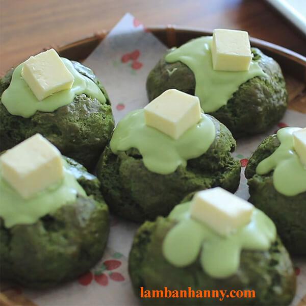Hướng dẫn 2 cách làm bánh scone vị socola và vị matcha thơm ngon đơn giản 4